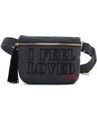 Peace Love World - Suede Tassel Belt Bag - Lyst