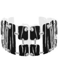 Karine Sultan - Louisy Geometric Bracelet - Lyst