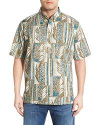 Reyn Spooner - 'lau Palaka' Classic Fit Wrinkle Free Pullover Shirt - Lyst