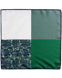 JZ Richards - Silk Pocket Square - Lyst