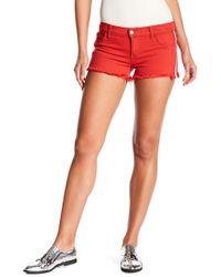 Siwy - Bailey Side Stripe Shorts - Lyst