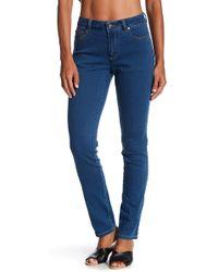 Foxcroft - Straight Leg Jean - Lyst