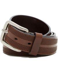 Tommy Bahama - Island Statesman Leather Belt - Lyst