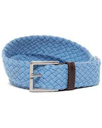 Tommy Bahama - Sea Sojourner Leather Belt - Lyst