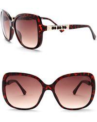 Guess - Women's Oversized 61mm Sunglasses - Lyst