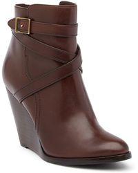 Frye - Cece Wedge Heel Boot - Lyst