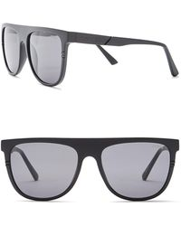 Guess - Injected 60mm Sunglasses - Lyst