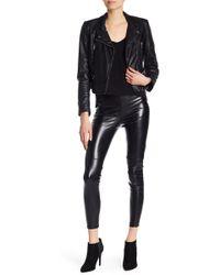 Blank NYC - Vegan Leather Leggings - Lyst