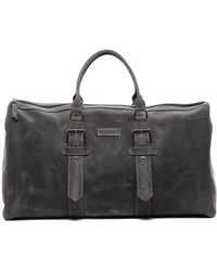 Longchamp - Kate Moss X Leather Duffle - Lyst