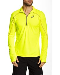 Asics - Long Sleeve Motion Dry Pullover - Lyst
