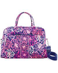 Vera Bradley | Weekend Travel Bag | Lyst