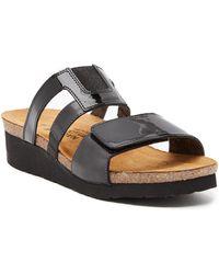 Naot - Nancy Wedge Slide Sandal - Lyst