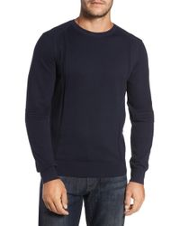 Bobby Jones - R18 Chopper Rib Detail Jumper - Lyst