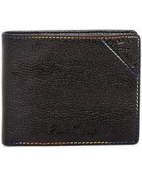 Robert Graham - Birch Leather Bifold Wallet - Lyst