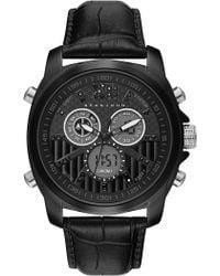 Sean John - Men's Anadig Watch - Lyst