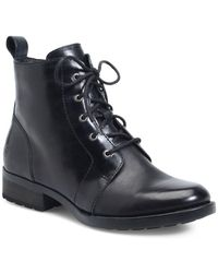 Born - Troye Vintage Lace-up Boot - Lyst