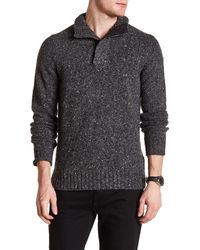 Bonobos - Mock Neck Wool Slim Fit Jumper - Lyst