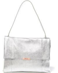 e1a5b1ed6 Ted Baker - Proter Leather Shoulder Bag - Lyst