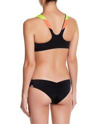 IMSY Swim - Justine Pattern Reversible Bikini Bottom - Lyst