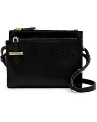 Lodis - Stephanie Collection Trisha Leather Double Zip Wallet - Lyst