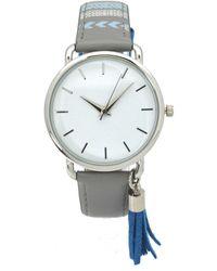 Olivia Pratt - Women's Boho Tassel Quartz Watch - Lyst