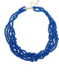 BaubleBar - Bubblestream Collar Necklace - Lyst