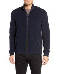 Ted Baker - Polar Full Zip Fleece Sweatshirt - Lyst