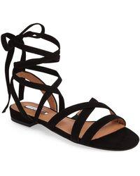 Halogen - (r) Frances Ankle Wrap Sandal (women) - Lyst