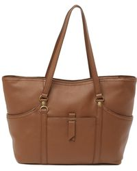 Lucky Brand - Jill Leather Tote - Lyst