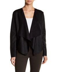 Fate - Open Front Asymmetrical Jacket - Lyst