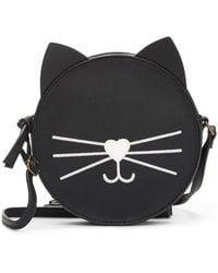 T-Shirt & Jeans - Cat Canteen Crossbody Bag - Lyst