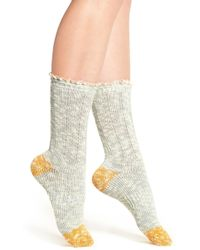 Free People - Melbourne Boot Sock - Lyst