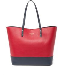 Cole Haan - Beckett Leather Tote Bag - Lyst