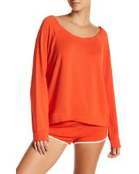 The Laundry Room - Cosy Crew Pullover - Lyst