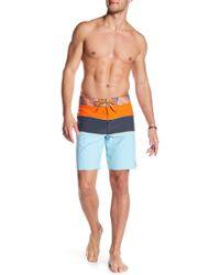 Billabong - Tribong Striped Boardshorts - Lyst