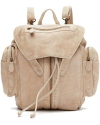 Cut N' Paste - Oxford Leather Backpack - Lyst