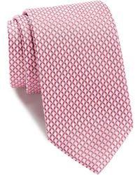 John W. Nordstrom - Barretto Mini Silk Tie - Lyst