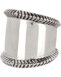 House of Harlow 1960 - Tambo Textured Ring - Size 7 - Lyst