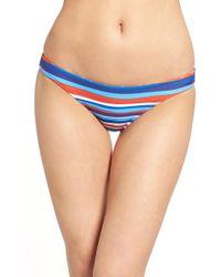 Volcom - Pride Reversible Bikini Bottoms - Lyst