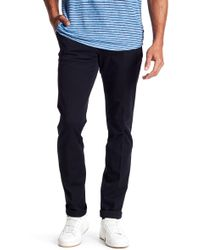 Good Man Brand - Good 4-way Stretch Twill Pants - Lyst