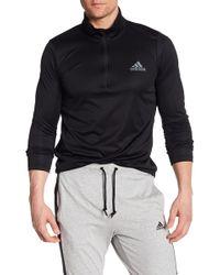 adidas - Tech 1/4 Zip Pullover - Lyst