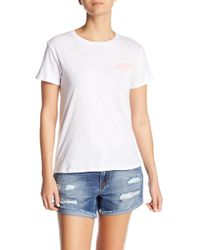 Billabong - High Tide Graphic Tee - Lyst