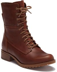 Timberland - Banfield Mid Lace Boot - Lyst