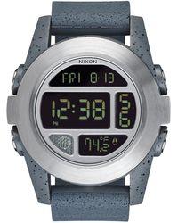 Nixon - Men's Unit Expedition Digital Watch, 50mm - Lyst