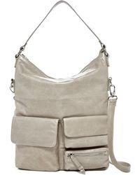 Hobo - Explorer Leather Shoulder Bag - Lyst