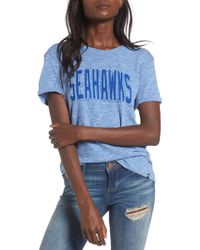 47 Brand | Mvp Hero - Seahawks Tee | Lyst