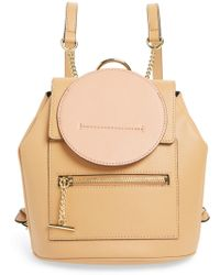 6bc8094c6e6 Danielle Nicole - Theo Mini Faux Leather Backpack - Lyst