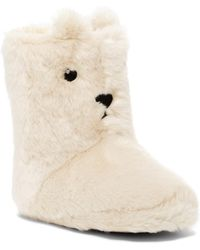 Pj Salvage - Faux Fur Animal Themed Boot - Lyst