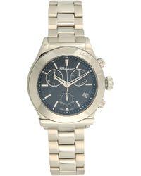 Ferragamo - Men's Bracelet Watch, 42mm - Lyst