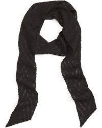 Vanessa Mooney - The Marte Skinny Scarf - Lyst
